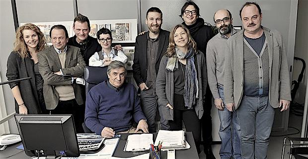 novine - ekipa